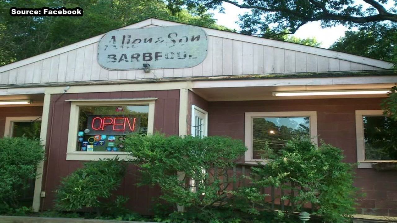 The historic Allen and Son barbeque restaurant in Chapel Hill has closed its doors after 48 years.