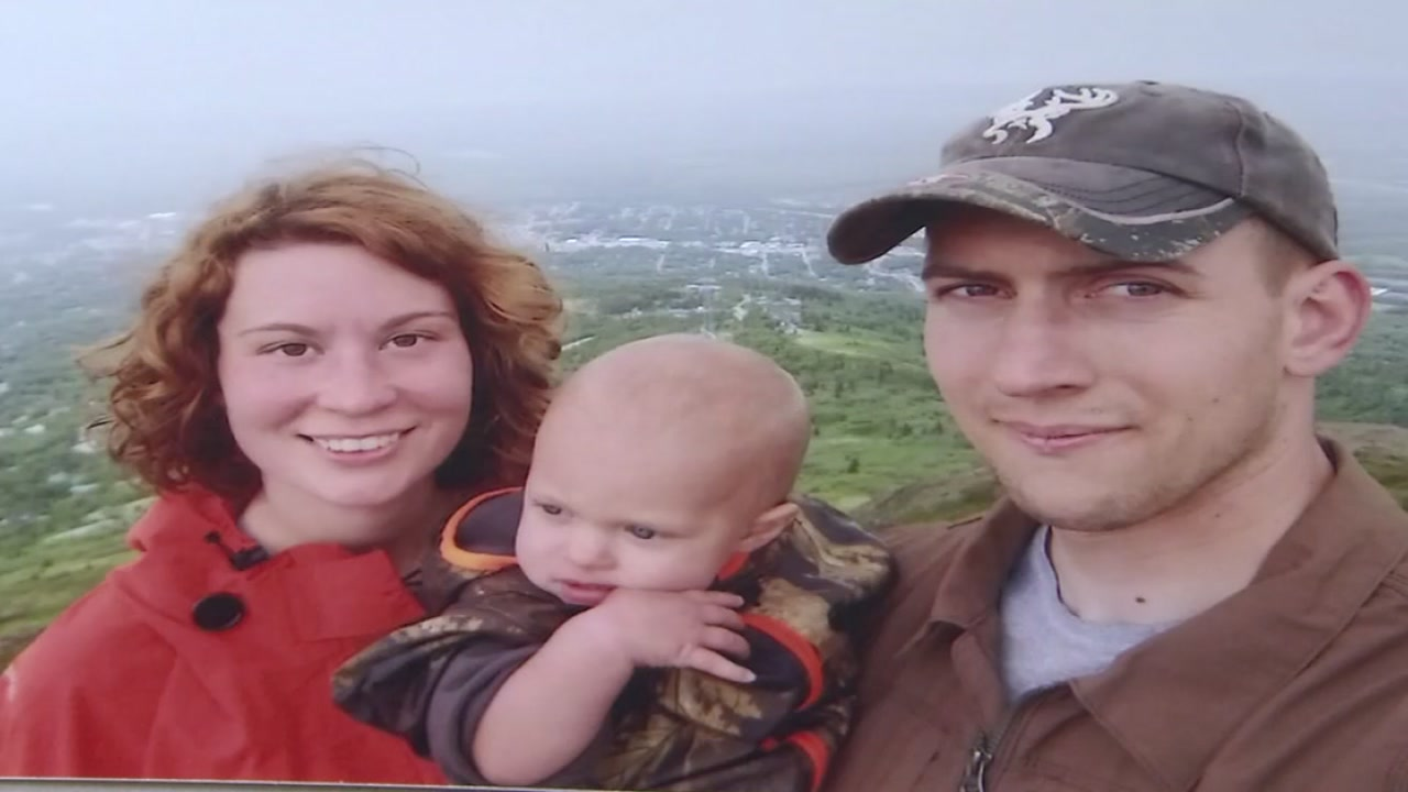 Fort Bragg family loses their home in Alaska earthquake.