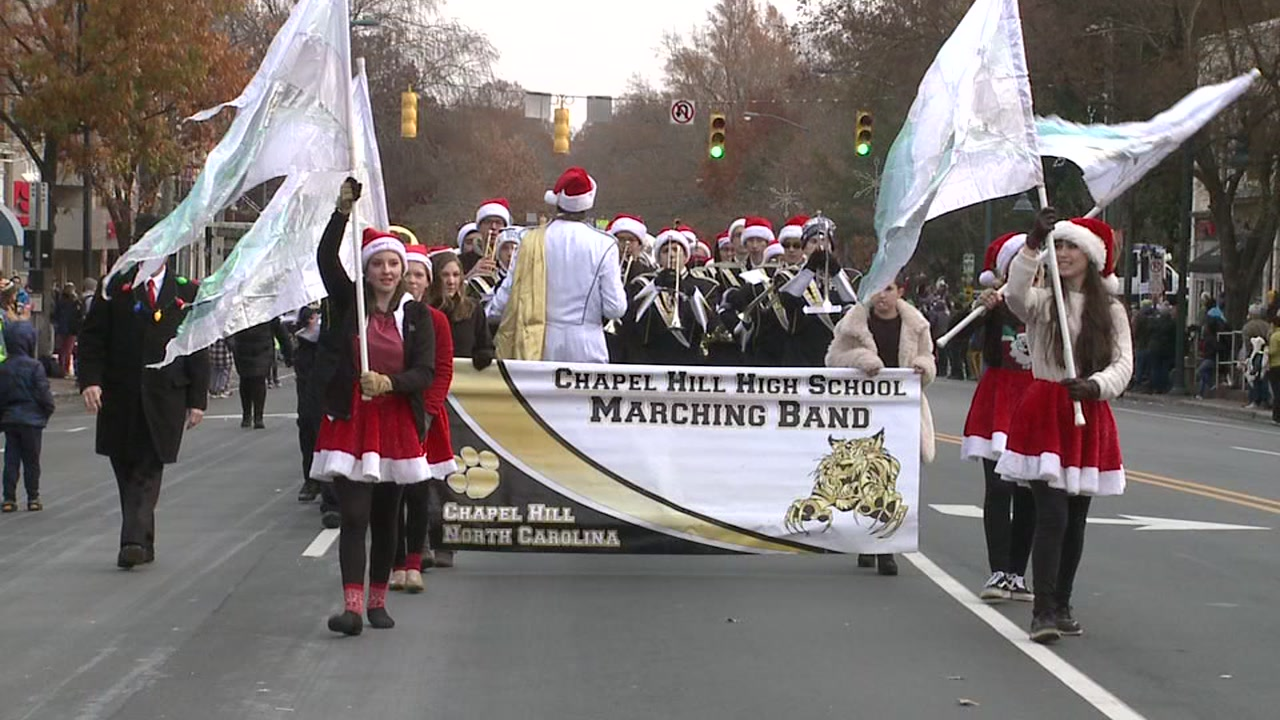 Chapel Hill Holiday Parade