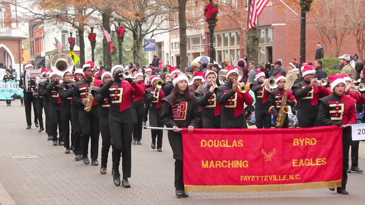 Fayetteville Christmas Parade
