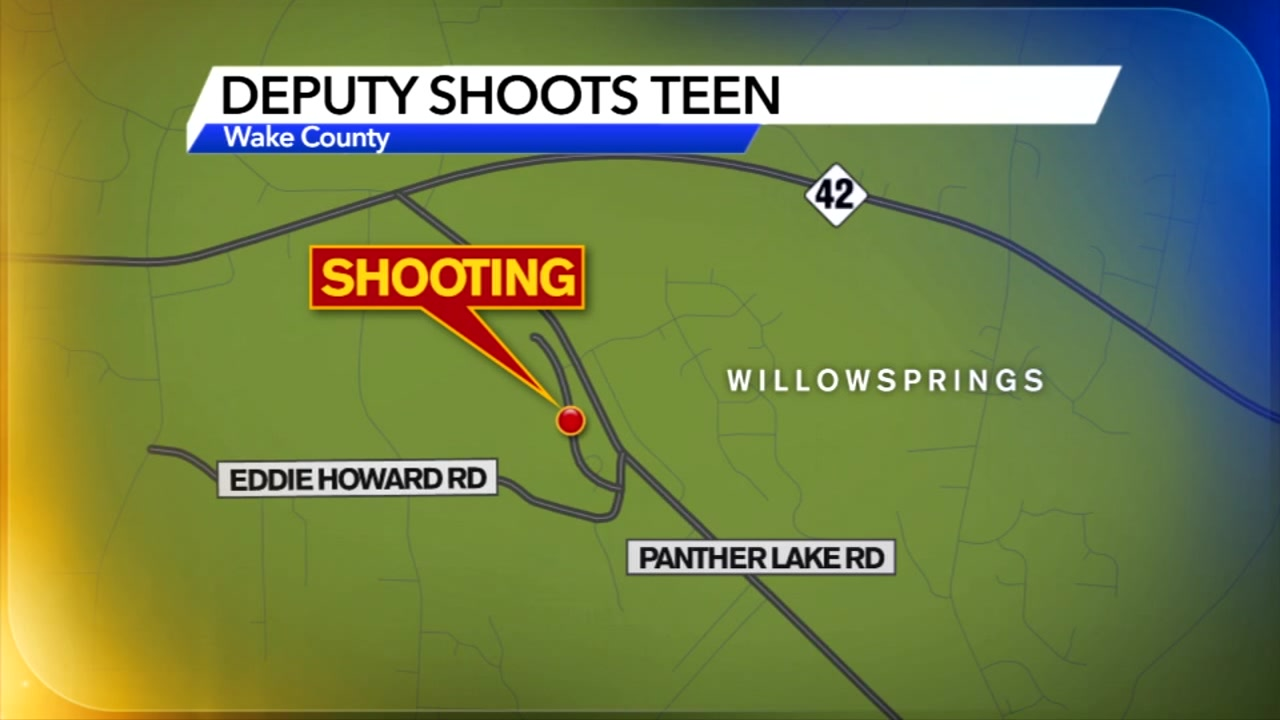The State Bureau of Investigation is looking into an incident involving a Wake County deputy shooting a 17-year-old boy.