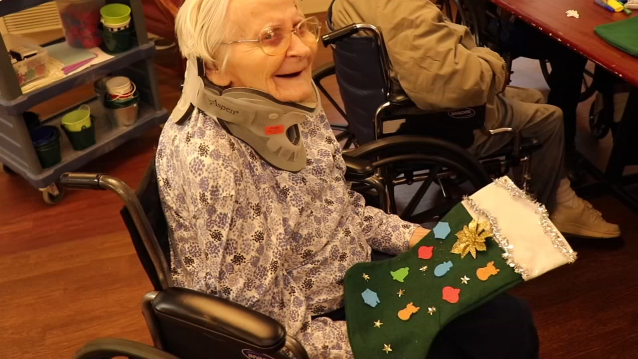 Stockings of Joy brings sense of commuity to Wake County elderly