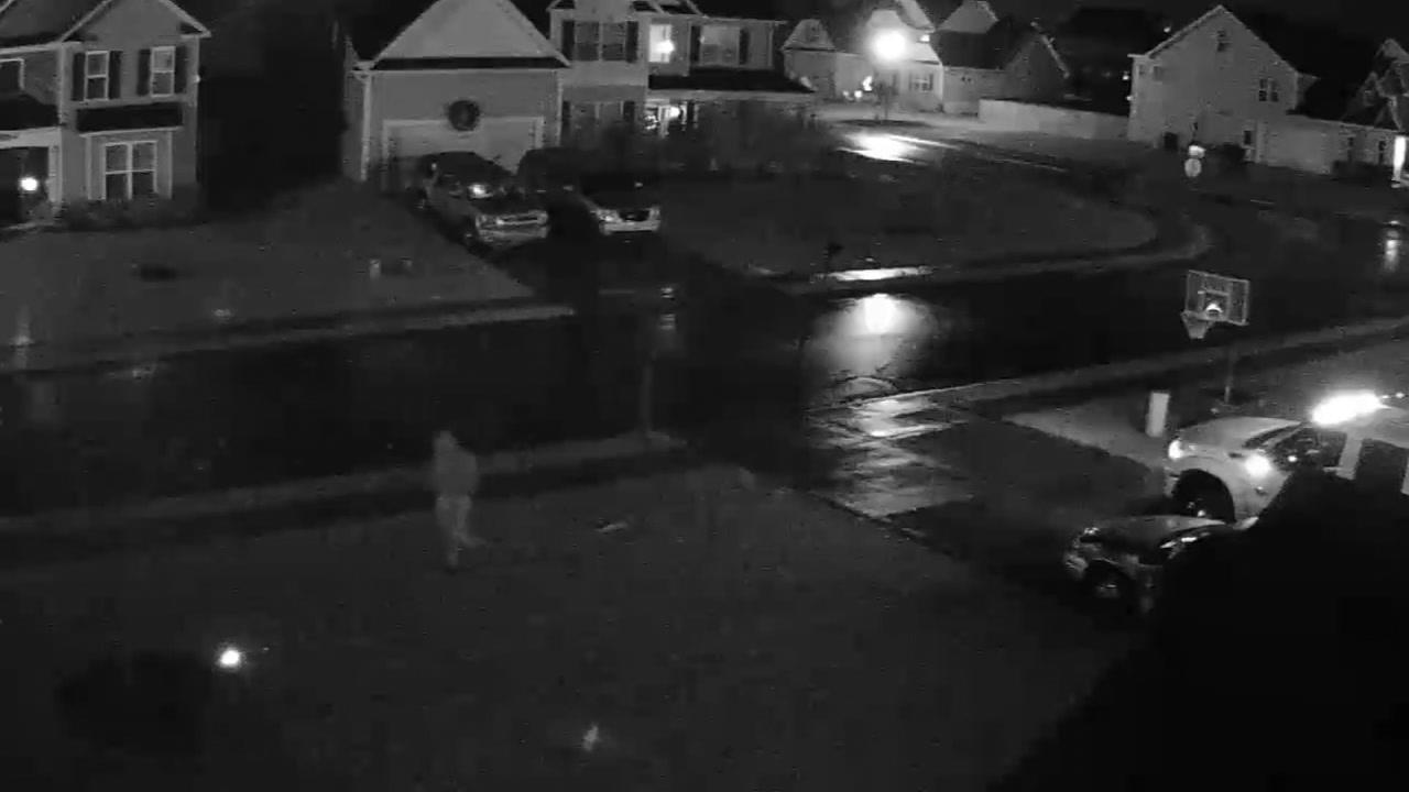 Neighbors lament rash of crime in season of giving.