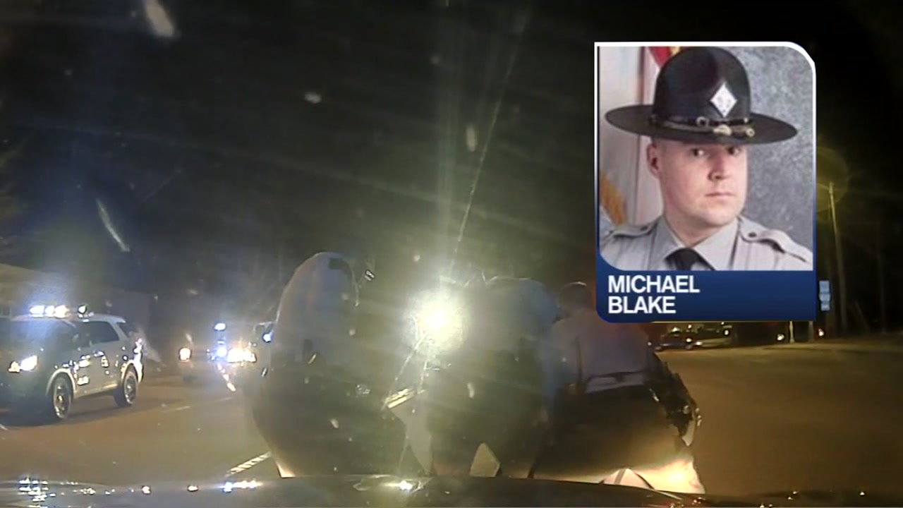 Former state trooper Mike Blake faces new indictments in the case.