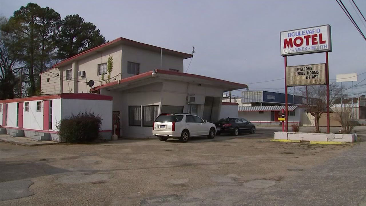 More than two dozen motel residents in Fayetteville are struggling to find housing after the city was forced to cut power to the Boulevard Motfay motel