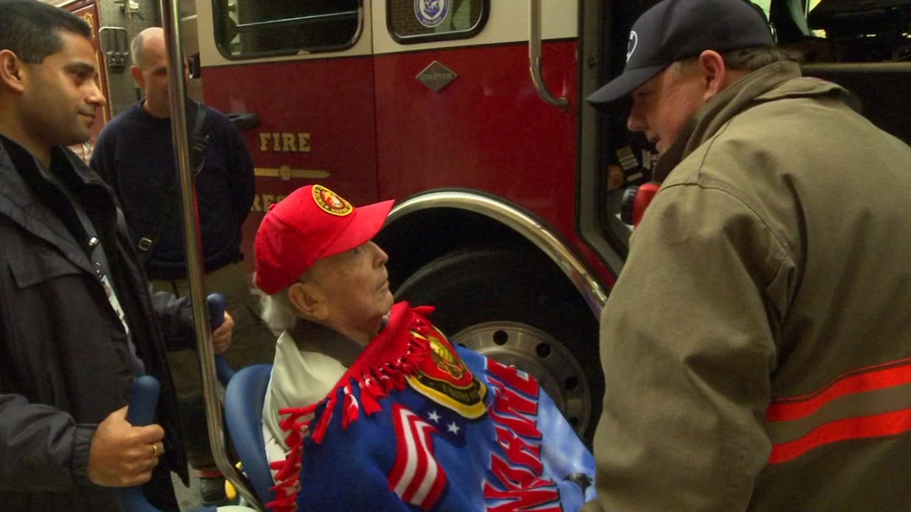 Firefighters rally to help one of their own.