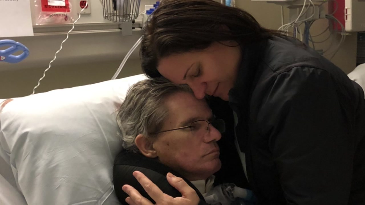 Mike was diagnosed with a recurrence of squamous cell nasopharyngeal carcinoma. He battled and won his first go around with the rare form of cancer 20 years ago, but it came back.