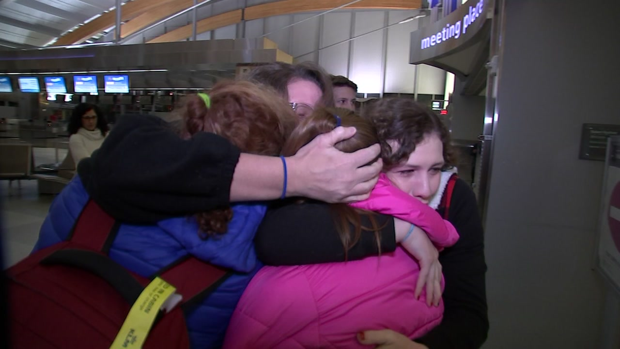 A teen girl from Ukraine finds her forever home in the United States.