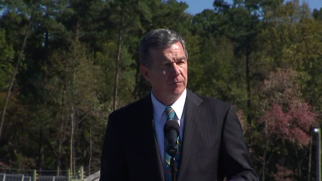 Gov. Roy Cooper vetoes Voter ID bill.