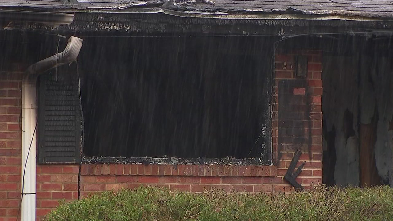 2 displaced after Garner duplex fire