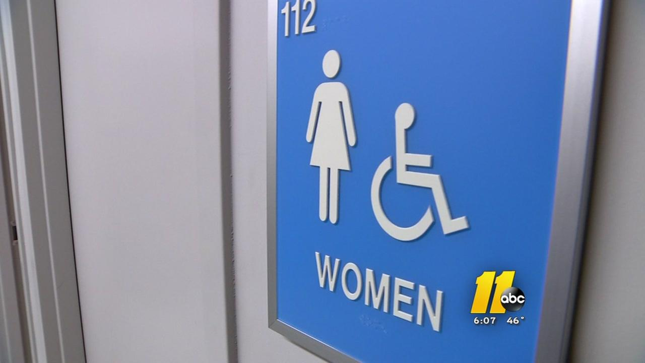 Charlotte transgender bathrooms