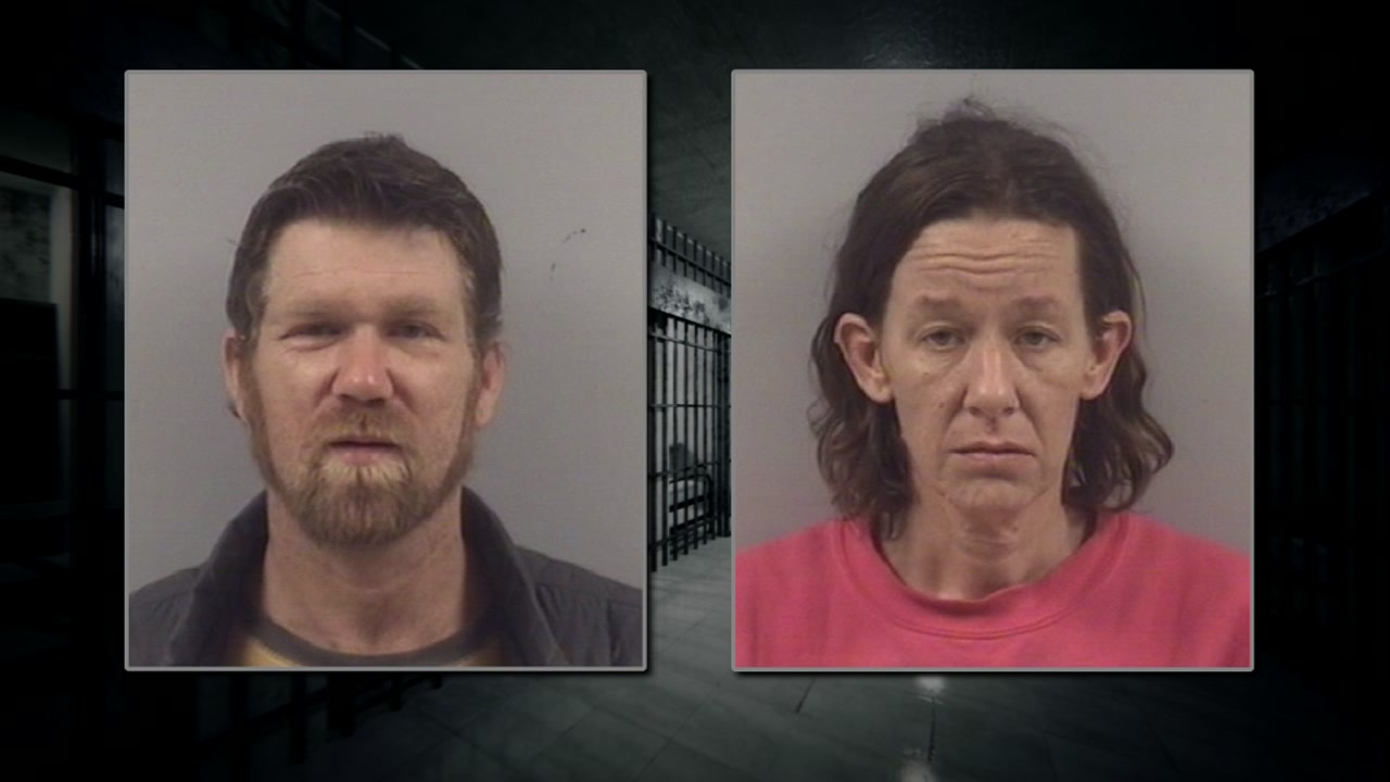 Two in custody for allegedly stealing a Johnston County Sheriffs vehicle