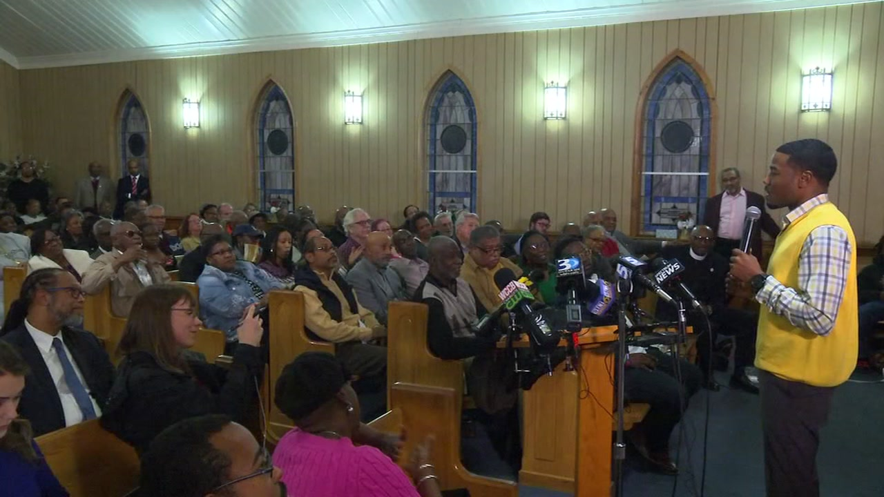 It was a packed house as voting irregularities were on the minds of Bladen County citizens.