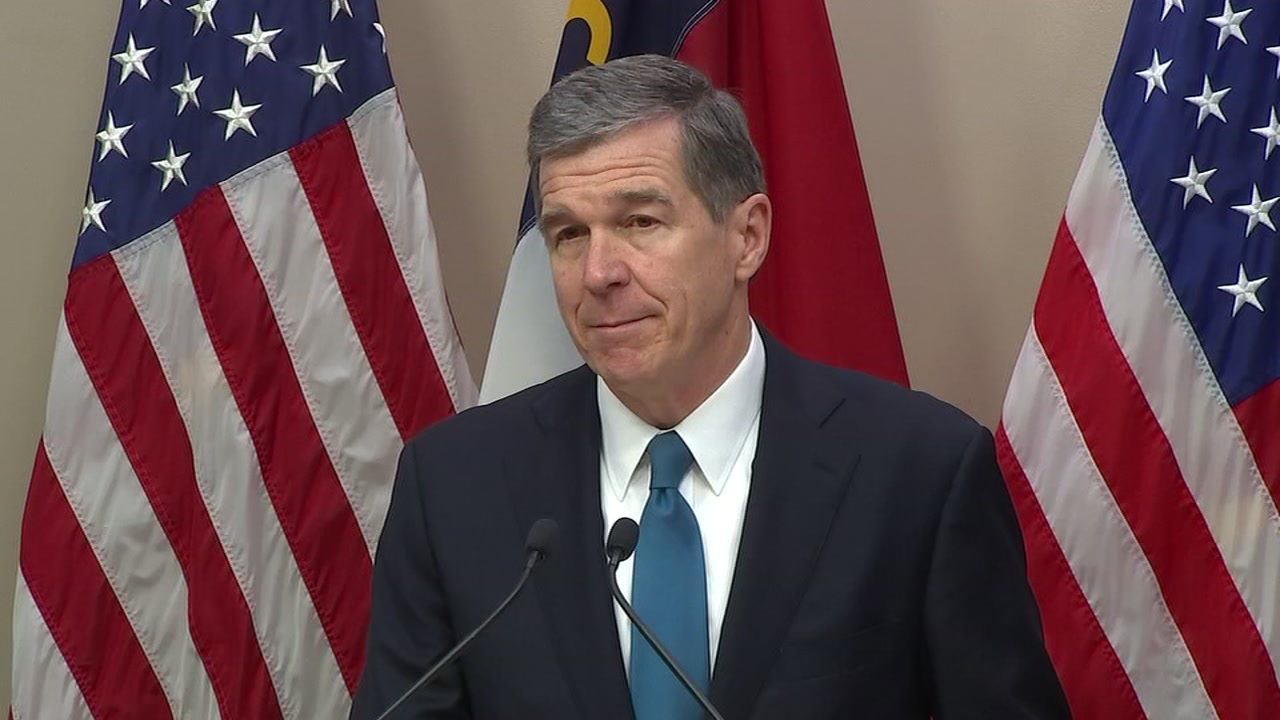 North Carolinas governor says hes vetoing legislation directing new elections if fraud is found in a disputed U.S. House race.