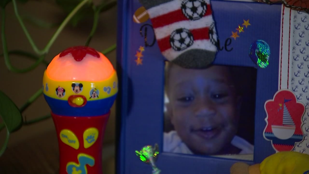 A mother has been arrested and accused in the death of her 1-year-old son.