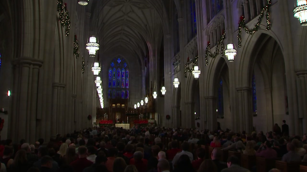 Christmas Eve services across the Triangle