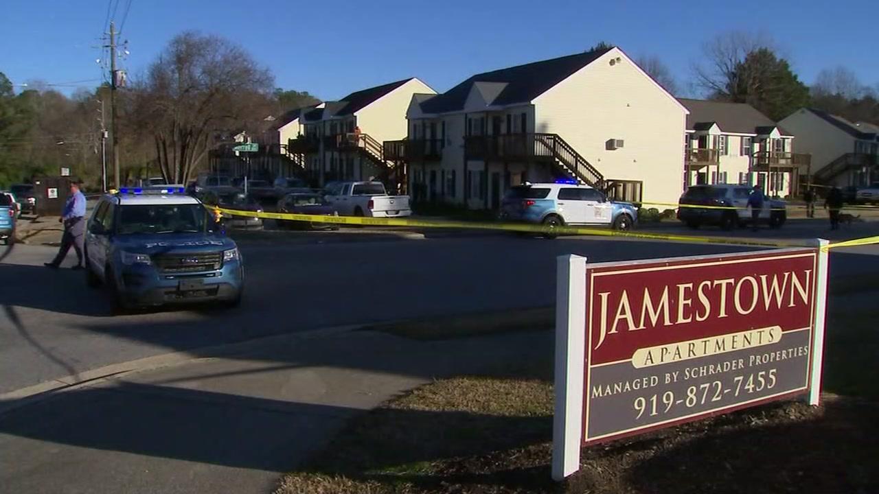 Teen, adult hurt in Raleigh shooting