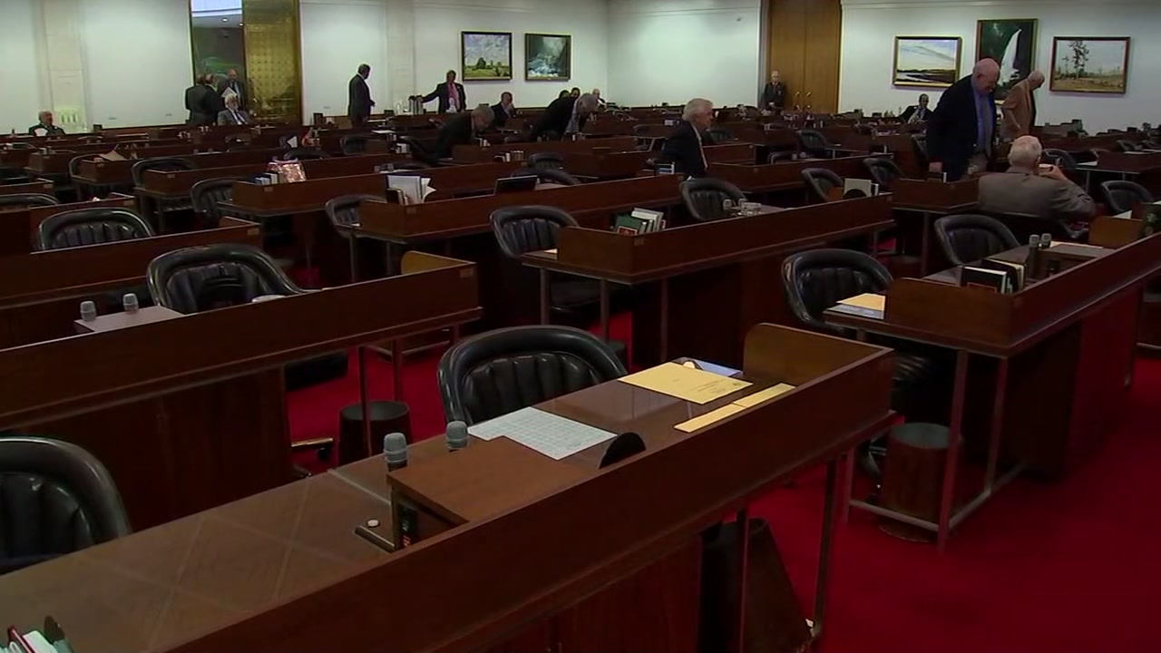 North Carolina lawmakers are in session for whats likely to be the last time of 2018.