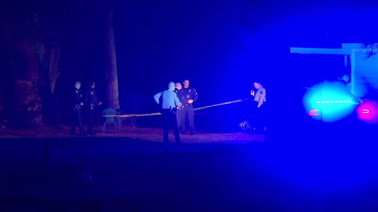 Officials in Wake County are investigating after a man called 911 Friday morning, saying that he and a woman had been stabbed.