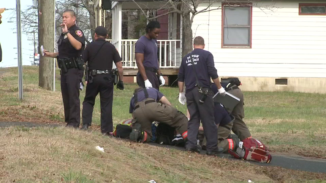 Man wounded in Durham drive-by shooting