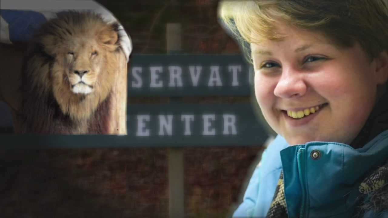 22-year-old woman attacked, killed when lion escapes Caswell County enclosure