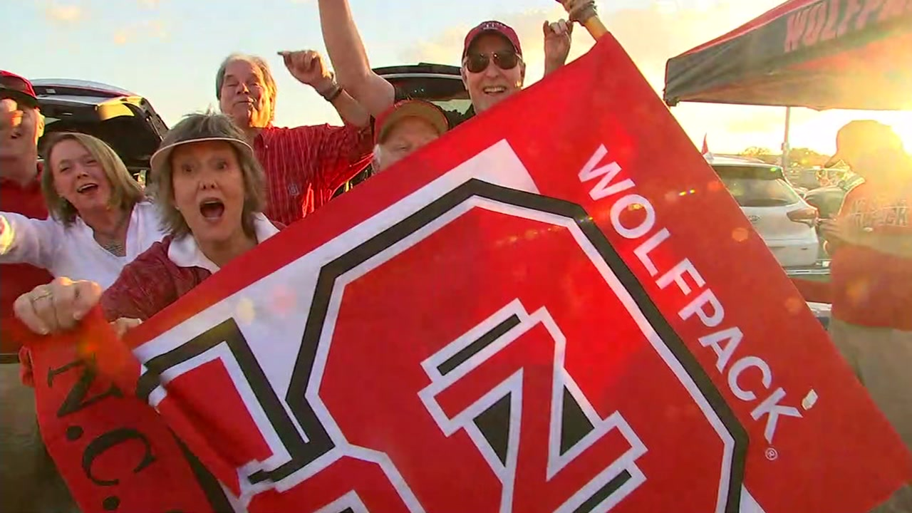 NC State prepares for the Gator Bowl
