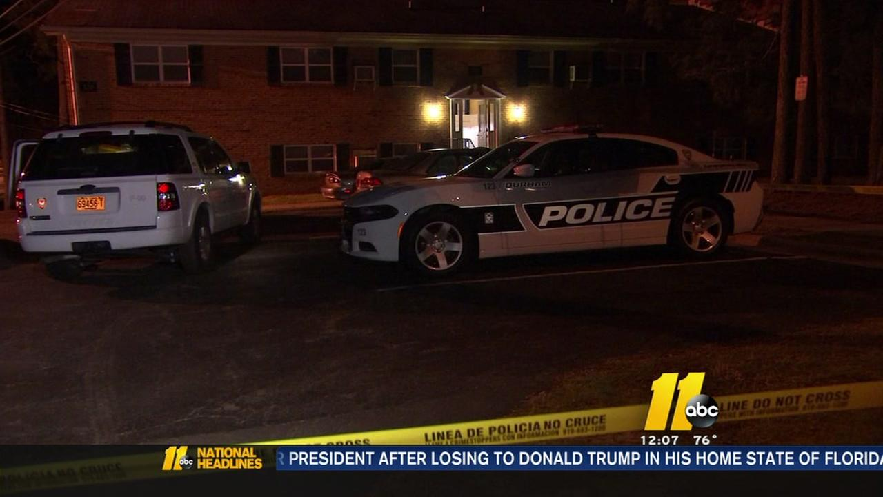 Man shot to death in Durham
