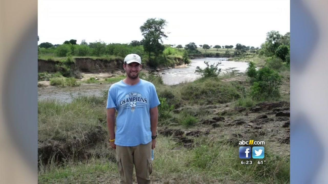 UNC alum working in African makes trip to Final Four