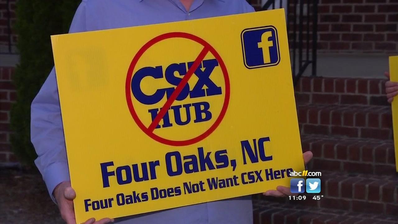 Four Oaks CSX talk
