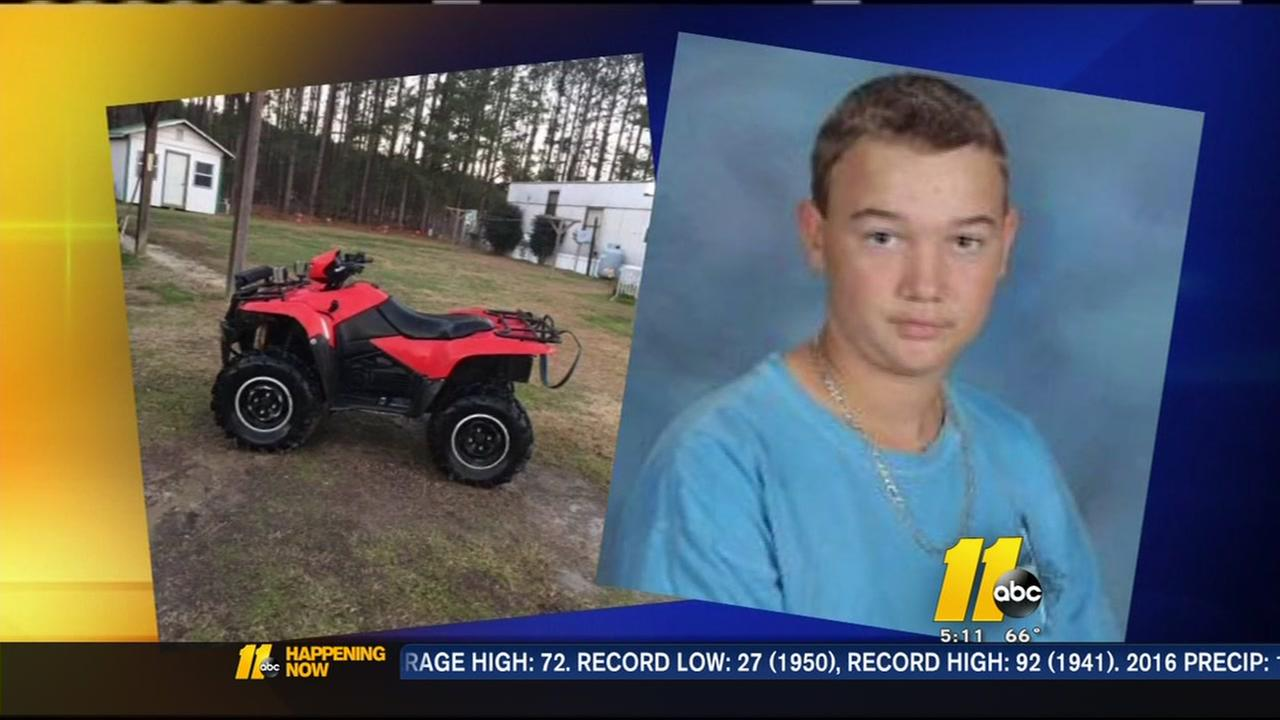 Community Reels After Harnett Co Boy Dies In Atv Wreck Abc11