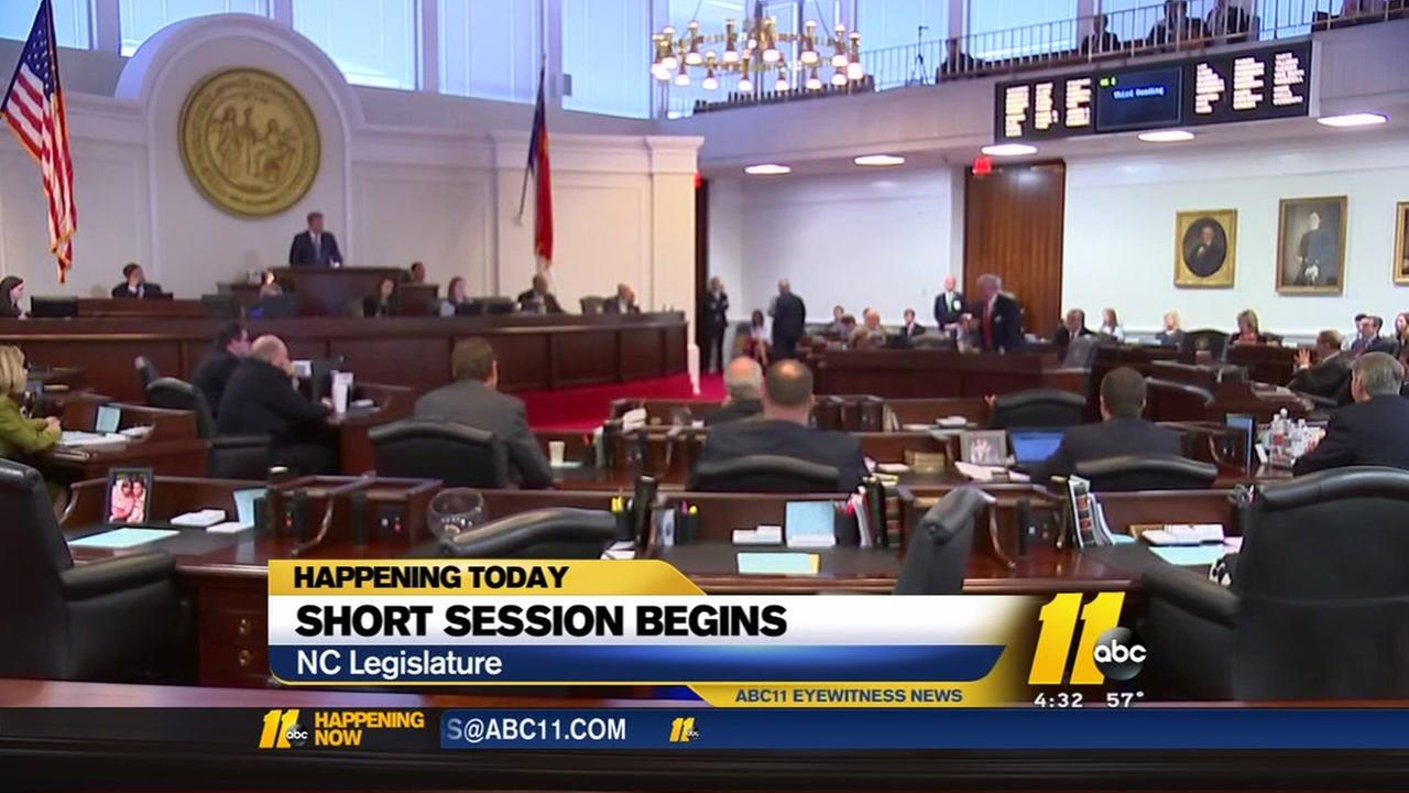 Lawmakers disagree on focus of legislative session