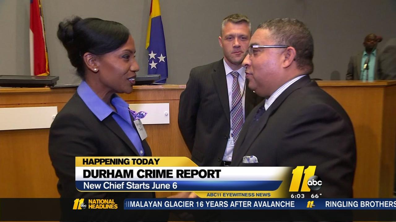 Durham crime report released