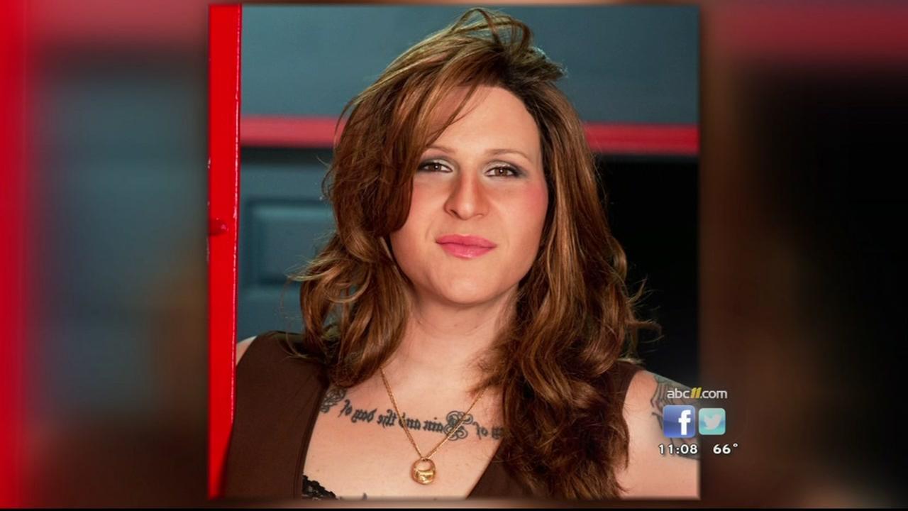 Transgender performer