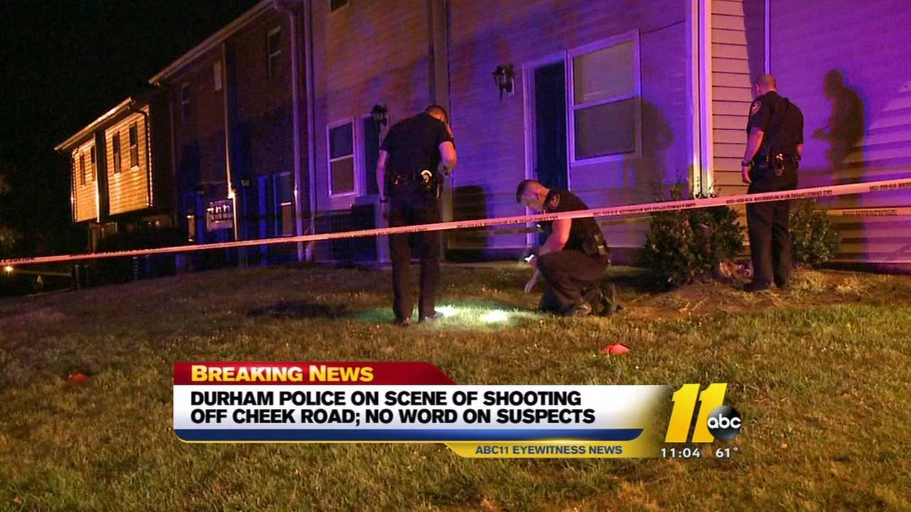 Durham Police Investigate Shooting At Cheek Rd Apt Abc11 Com