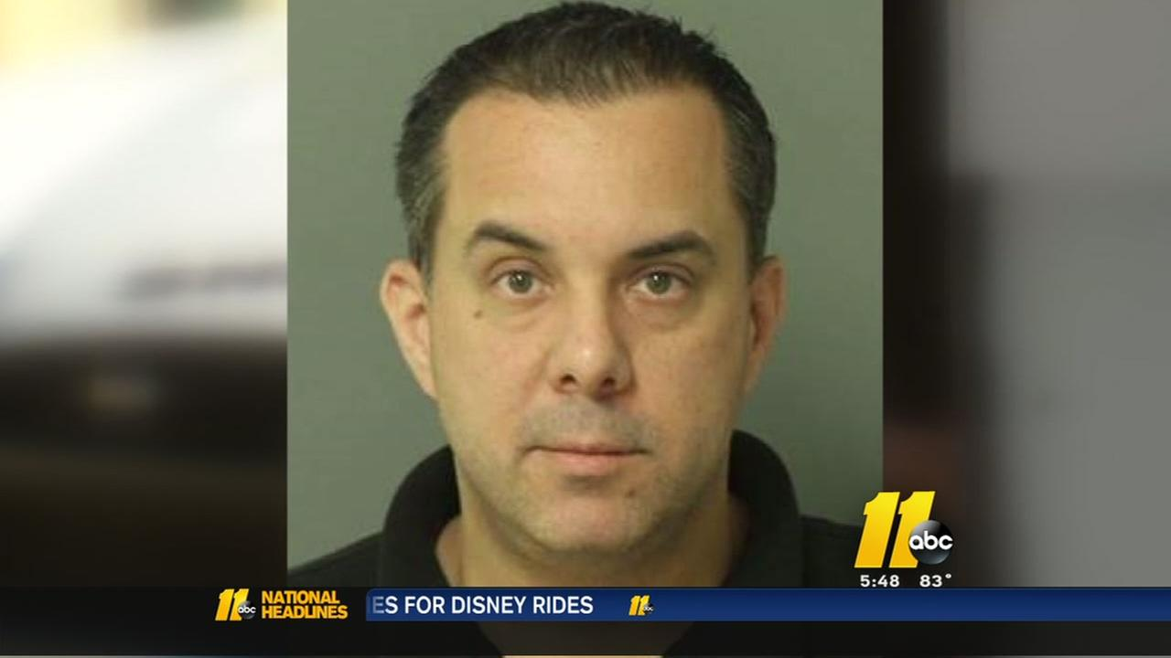 Wake County food truck builder charged