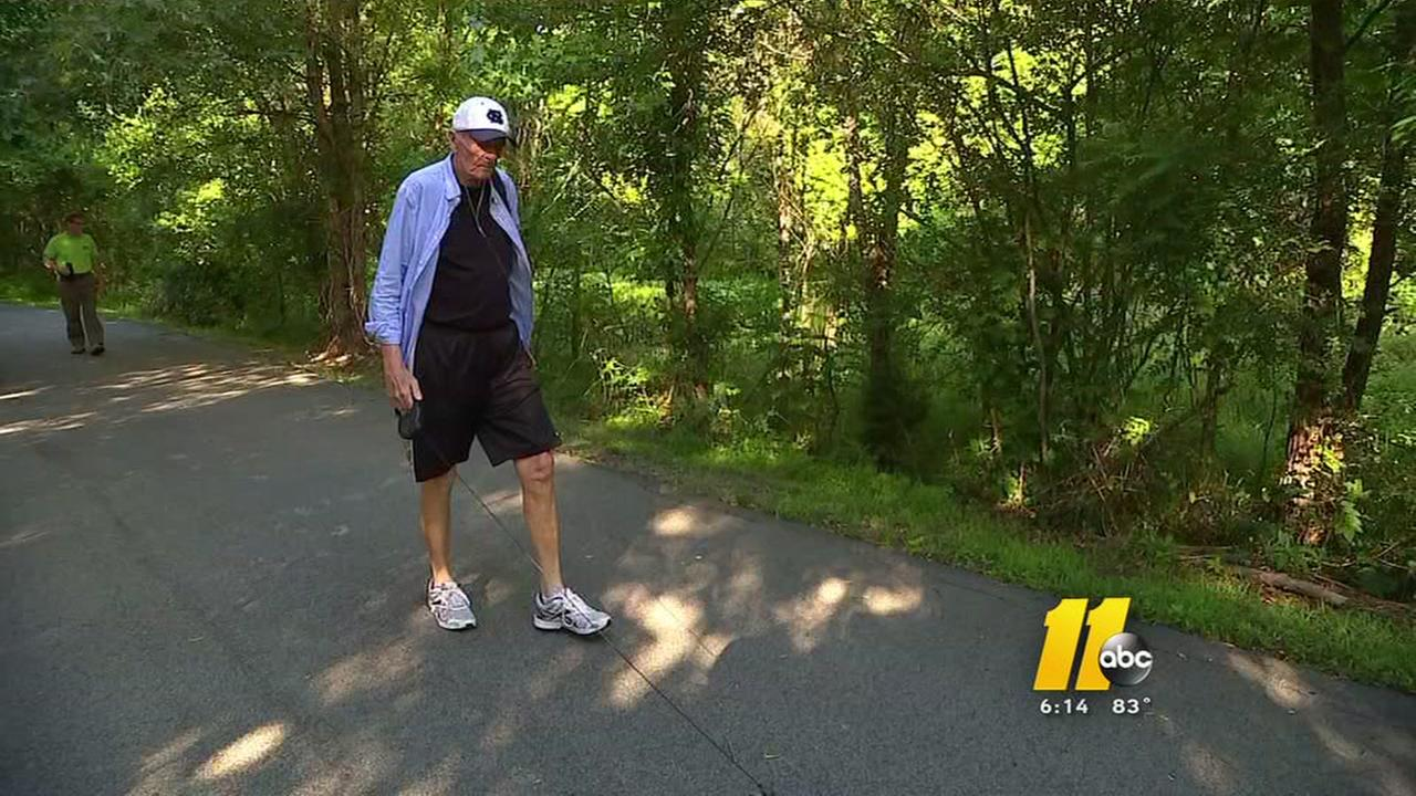 Larry Stogner Trail needs donations