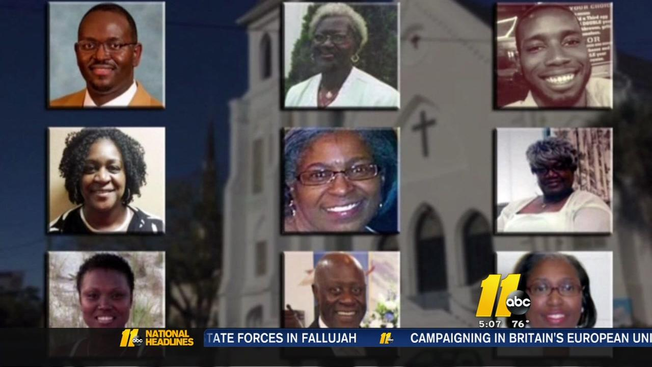 Remembering Charleston victims