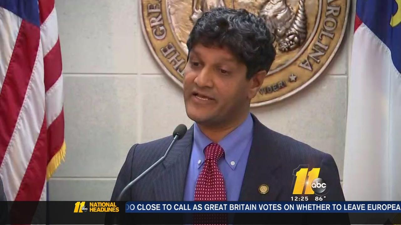 NC lawmaker proposes gun ban for people on terror watch list