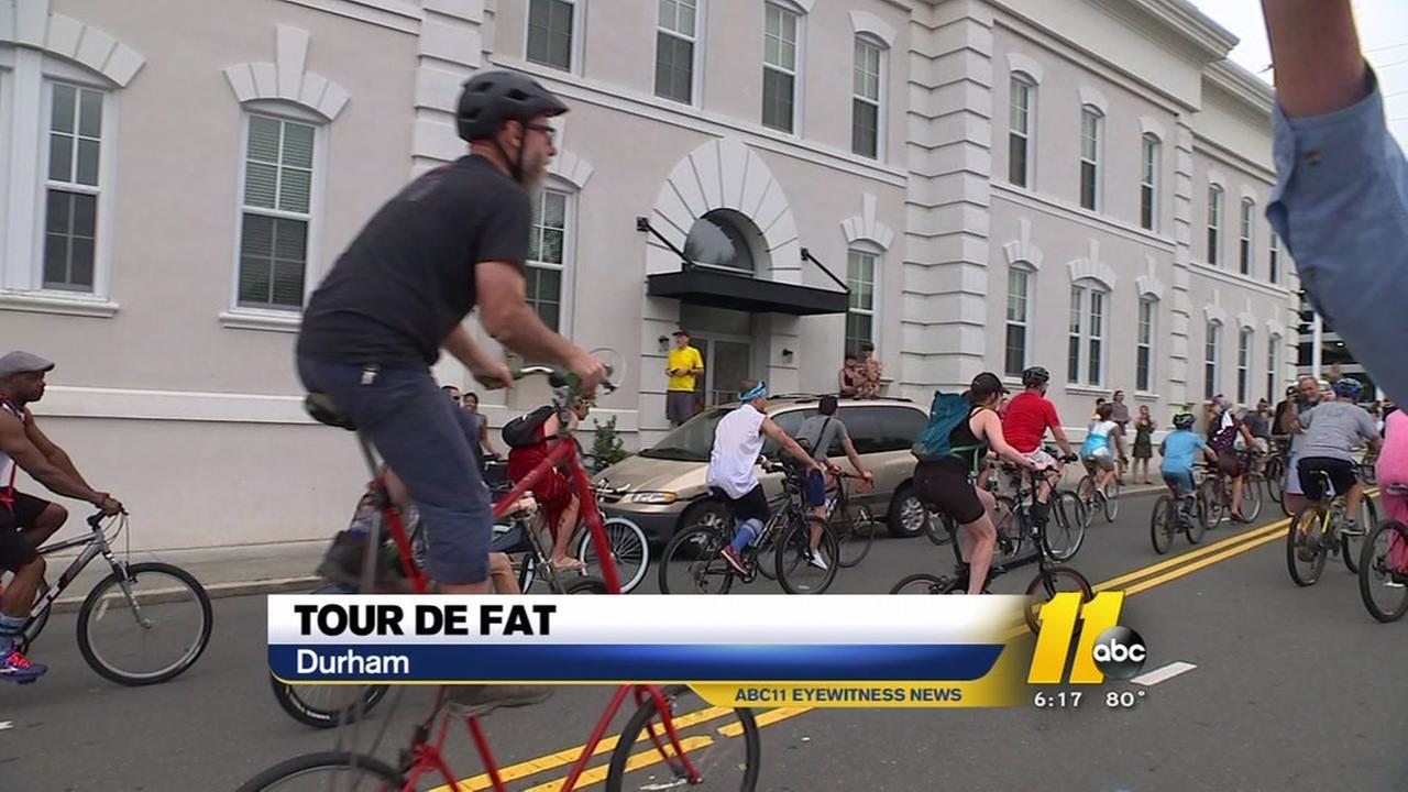 Tour de Fat returns to Durham