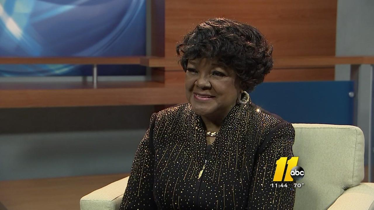 Hall of Fame gospel singer Shirley Caesar sits down with ABC11