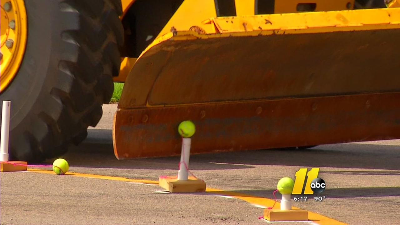 Workers test skills at NCDOT rodeo