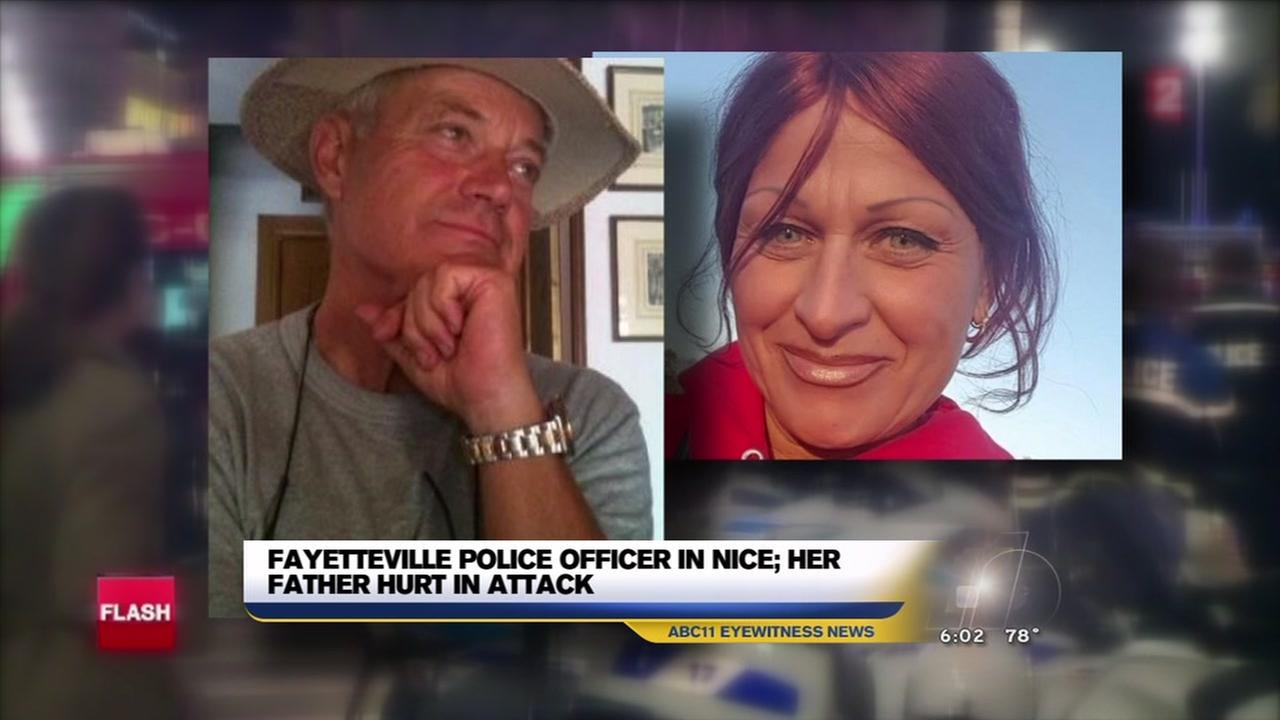 FPD officer in Nice during attack