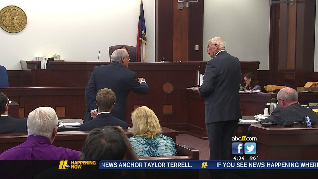 Judge mulling release of Harnett investigation files