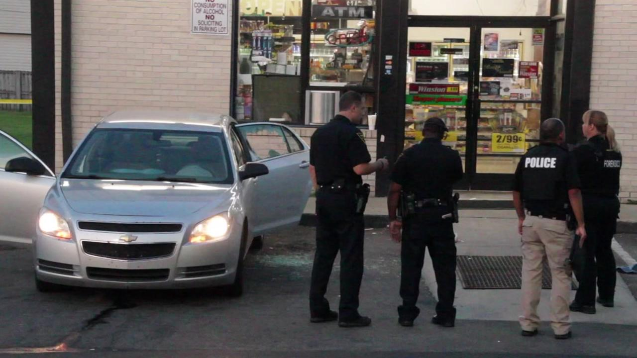 Fatal Fayetteville shooting