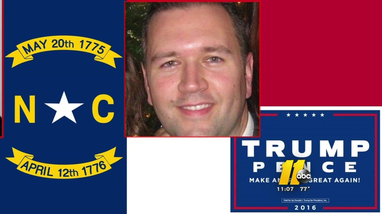 Trump has a new point man in NC