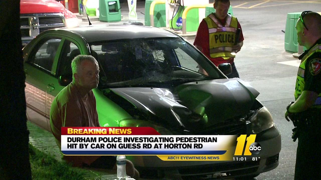 Pedestrian Struck Injured On Guess Rd In Durham Abc11 Com