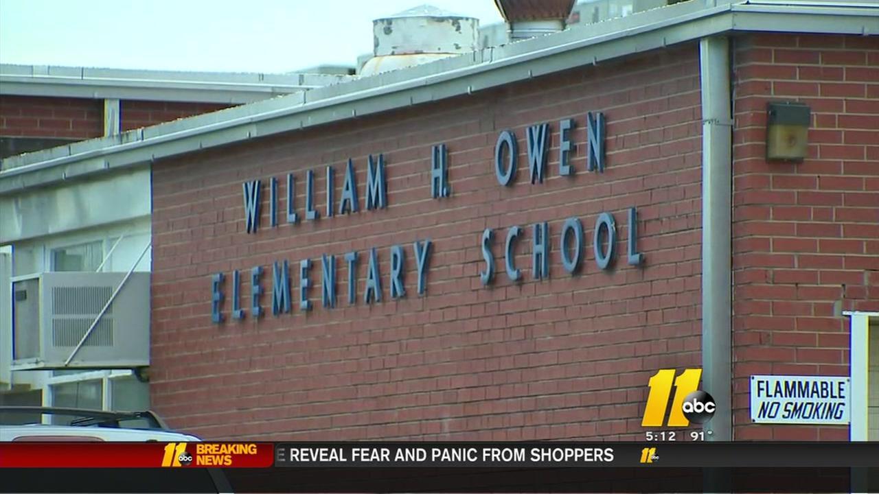 Lead found in Cumberland County school