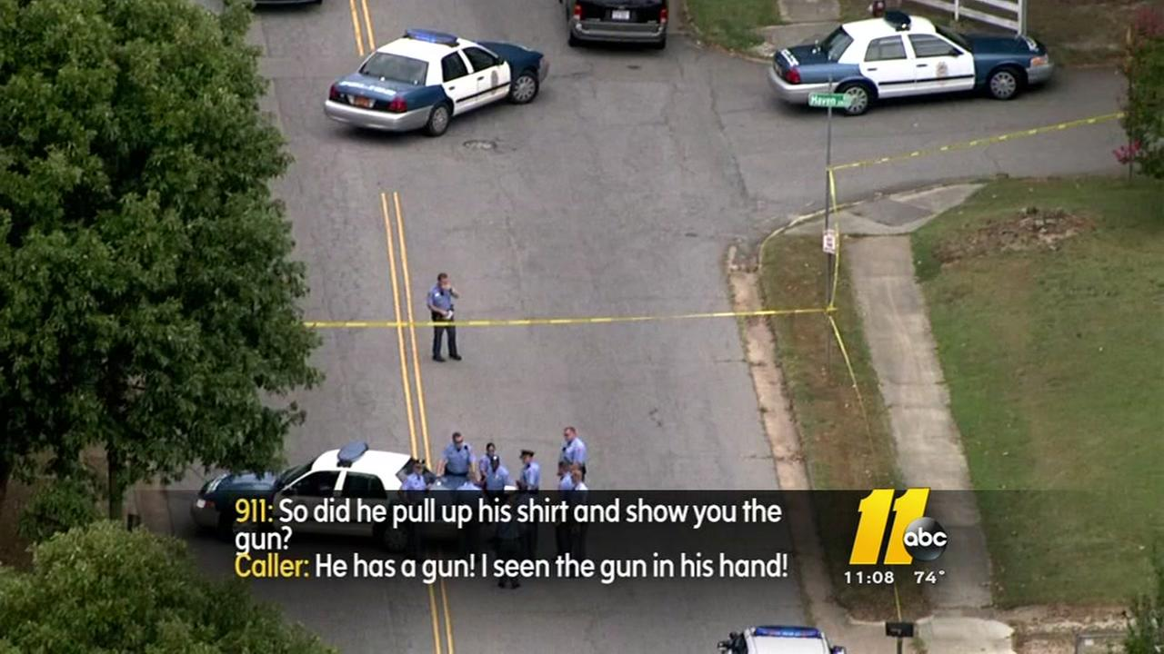 Raleigh police identify man killed, officers involved in shooting