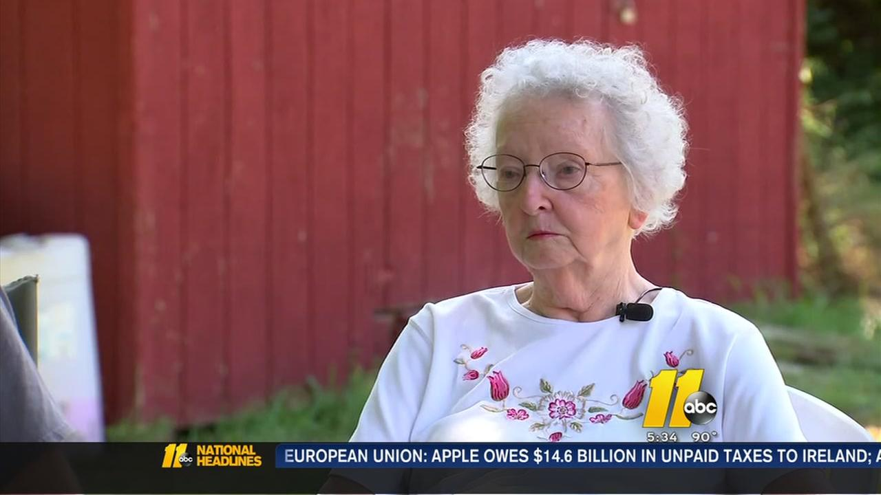 DOT gives elderly lady 30 day notice to leave home