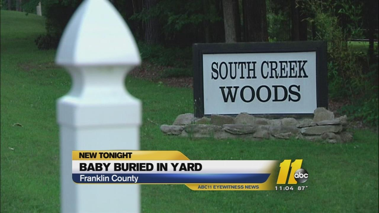 Baby Buried In Backyard baby found buried in backyard of louisburg home | abc11